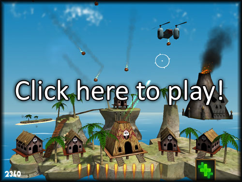 Play Island Defense v0.1 in your browser now!